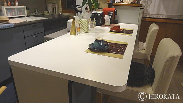 ダイニングテーブル天板 サイズオーダー対応