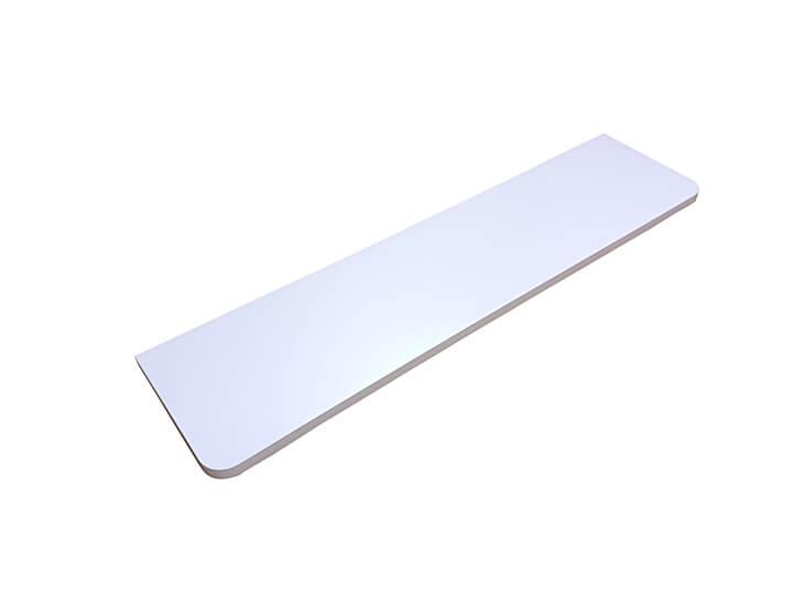 壁面取り付けデスク天板白