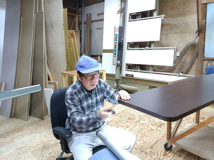 愛媛県松山市オーダー家具製造販売の弘形工芸有限会社(ひろかたこうげい)
