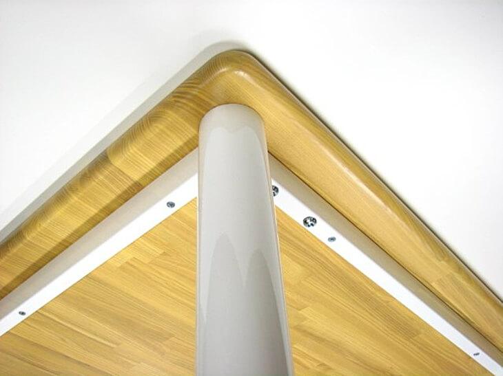 テーブル天板DIY(タモ集成材)