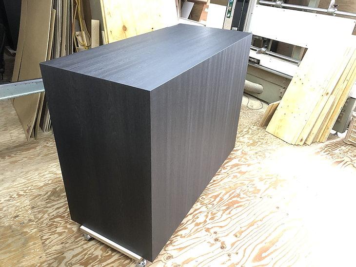 展示台(木製)展示物のサイズや重さに合わせた最適な仕様にすることができます。