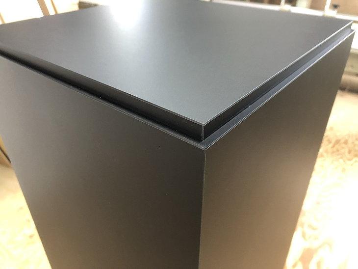 展示台(内部木製パネル仕様)