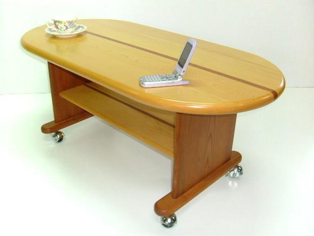 無垢材のオーダー家具
