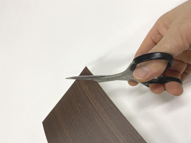 テーブル天板リメイクシート(ハサミで切れるカッティング用シート)