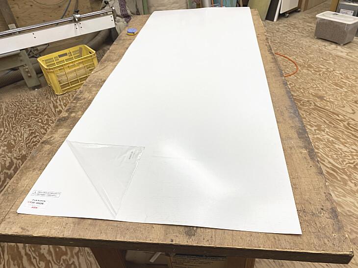 薄物メラミン不燃化粧板 アイカフレアテクト