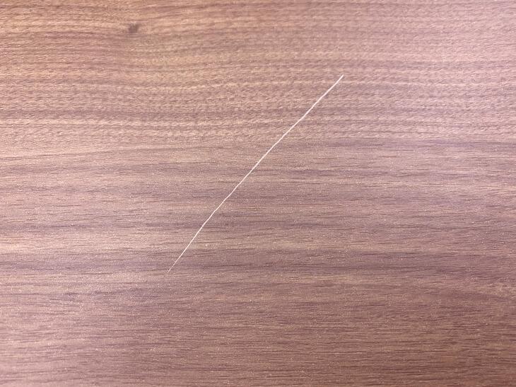 メラミン化粧板の貼り替え【メラミン天板の補修 修理 方法】