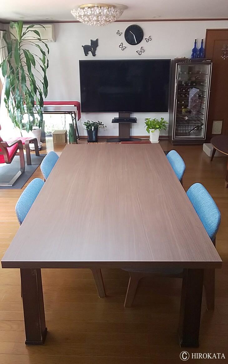 テーブルのオーダーメイド